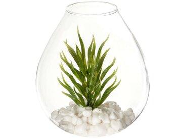 Plante artificielle dans vase PARAMIS