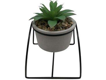 Plante artificielle dans pot avec socle PIKA modèles aux choix