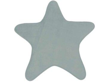 Tapis enfant Ø100 cm MIKI STAR coloris vert