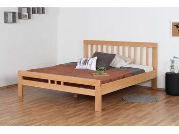 Lit de jeunesse Easy Premium Line ®  K8/1, 180 x 200 cm hêtre massif bois naturel