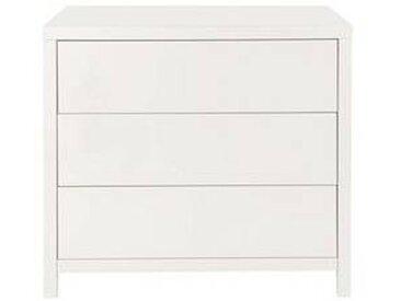 quax Commode Joy 3 tiroirs - Blanc
