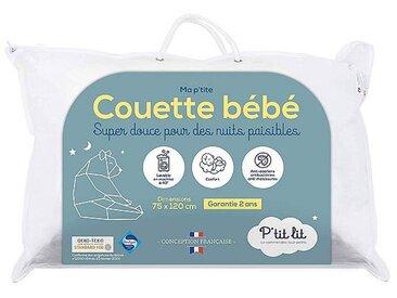 P'tit Lit Couette Bébé Sanitized - 75 x 120 cm