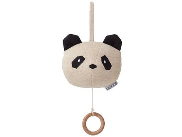 Liewood Mobile Musical Angela Panda - Beige Beauty