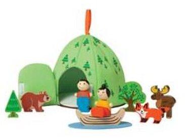 manhattan toy Jouet en Bois Aventure en Forêt