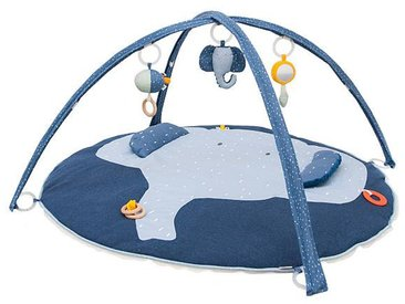 Trixie Baby Tapis de Jeux avec Arches Mrs. Elephant