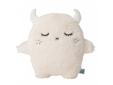 Noodoll Coussin Ricepuffy - White