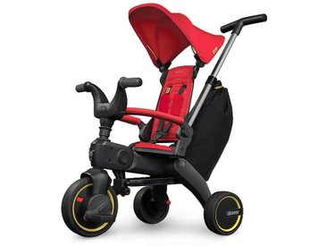 Simple Parenting Tricycle Evolutif Compact Liki Trike S3 - Rouge
