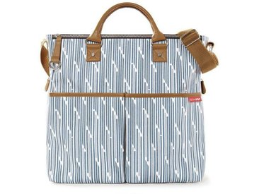 Skip*Hop Sac à Langer Duo Special Edition - Rayures Bleues