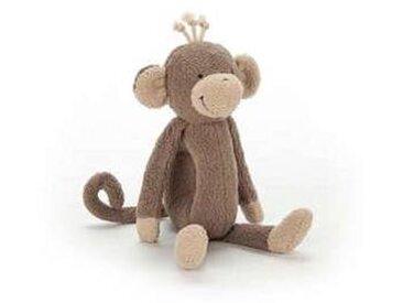 Peluche Hochet Rattlering Monkey