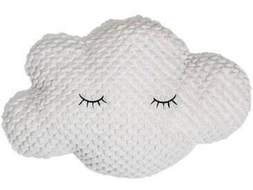 Bloomingville Coussin Nuage - Blanc