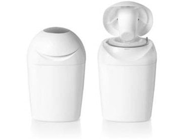 tommee tippee Poubelle à Couches Sangenic Tec - Blanc