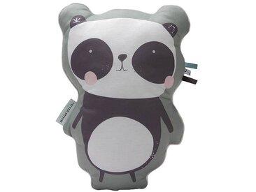 Little Dutch Coussin Aventure Panda - Menthe