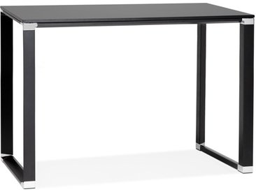 Table haute / bureau haut 'XLINE HIGH TABLE' en bois noir - 140x