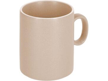 Kave Home - Tasse Shun en porcelaine beige