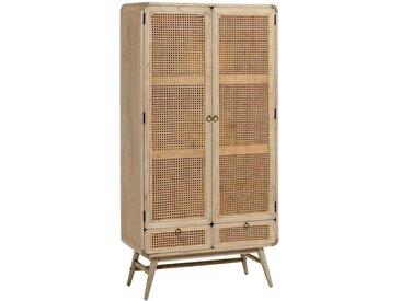 Kave Home - Buffet vaisselier Nalu 90 x 175 cm