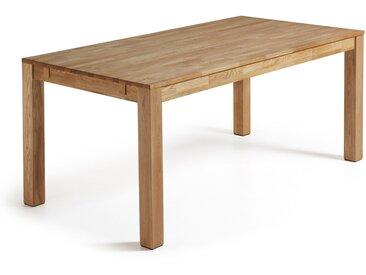Table Extensible Rallonges Integrees.Table A Manger Extensible Moderne Et Pratique Meubles Fr