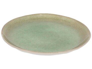 Kave Home - Assiette à dessert Zain vert