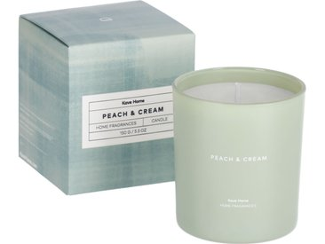 Kave Home - Bougie parfumée Peaches & Cream 150 gr