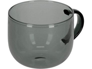 Kave Home - Tasse à café Alahi gris