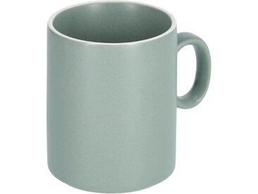 Kave Home - Tasse Shun en porcelaine verte