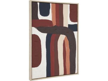 Kave Home - Tableau Djarra 50 x 70 cm