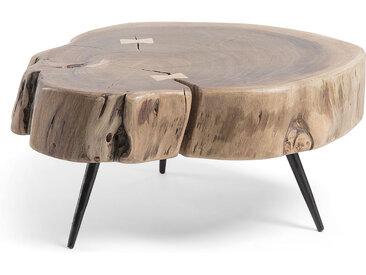 Kave Home - Table d'appoint Eider Ø 49 x 47 cm