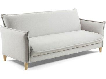 Canapé lit Alizee, gris clair