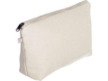 Kave Home - Trousse de toilette Breisa 100% coton bio (GOTS) naturel