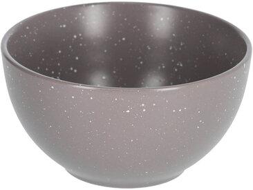 Kave Home - Bol Aratani gris foncé
