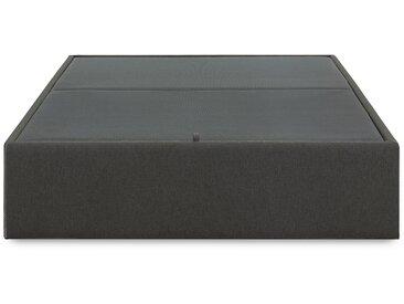 Sommier coffre Matter 160 x 200 cm graphite