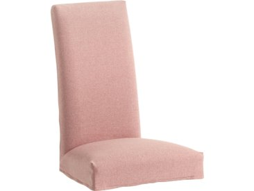 Kave Home - Housse de chaise Freda rose