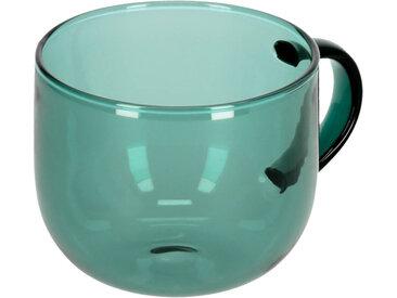 Kave Home - Tasse à café Alahi vert