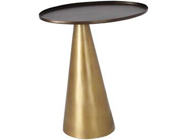 Kave Home - Table d'appoint Liliane Ø 45 x 27 cm
