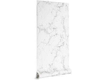 Kave Home - Papier peint Marbela gris 10 x 0,53 m