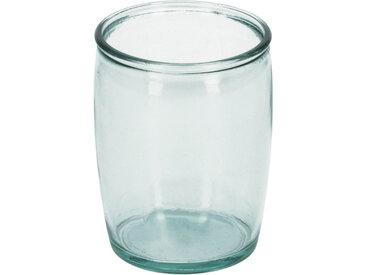Kave Home - Gobelet Trella transparent en verre 100% recyclé