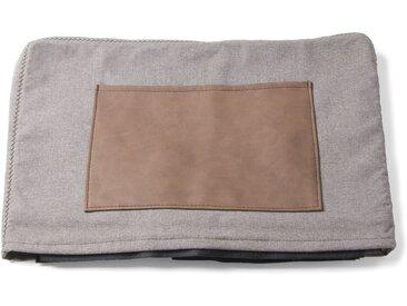 Kave Home - Verdi housse chauffeuse gris