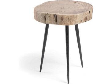 Kave Home - Table d'appoint Eider Ø 34 cm