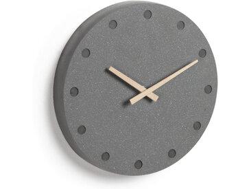 Kave Home - Horloge murale Bitia Ø 28 cm