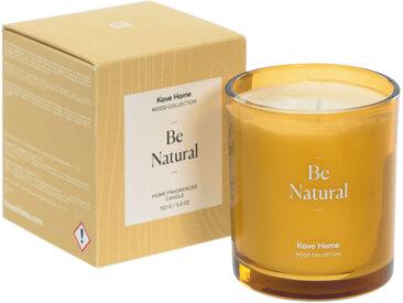 Kave Home - Bougie parfumée Be Natural