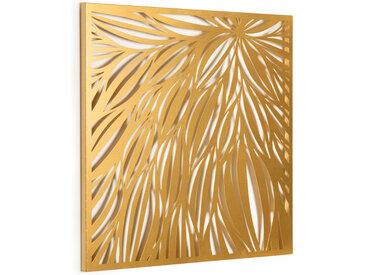 Kave Home - Tableau métallique Danesa 60 x 60 cm