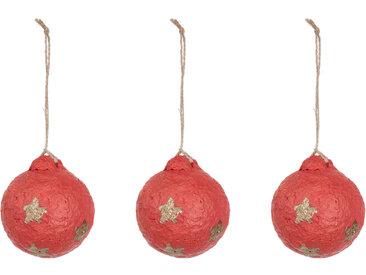 Kave Home - Boule de Noël Galia étoiles