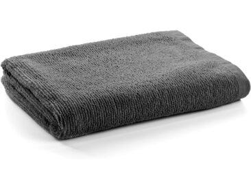 Kave Home - Serviette de bain Miekki gris foncé