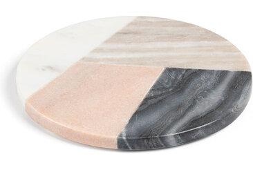 Kave Home - Dessous de plat rond Bradney marbre multicolore