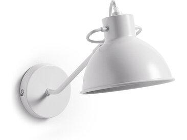 Kave Home - Applique Offelis blanc