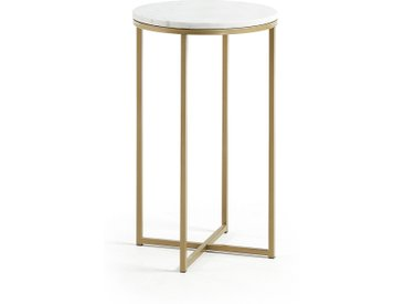 Kave Home - Table d'appoint Sheffield Ø 43 cm