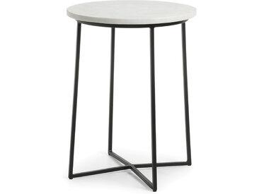 Kave Home - Table d'appoint Bryson B Ø 41 cm