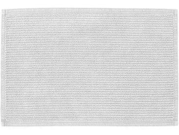 Tapis de bain Miekki blanc