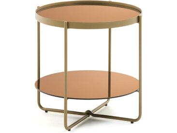 Kave Home - Table d'appoint Aroa Ø 53 cm