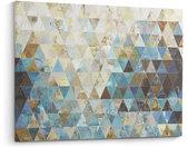 Kave Home - Tableau Udo dúnya 100 x 80 cm