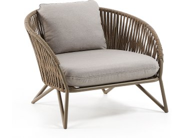 Kave Home - Fauteuil Branzie